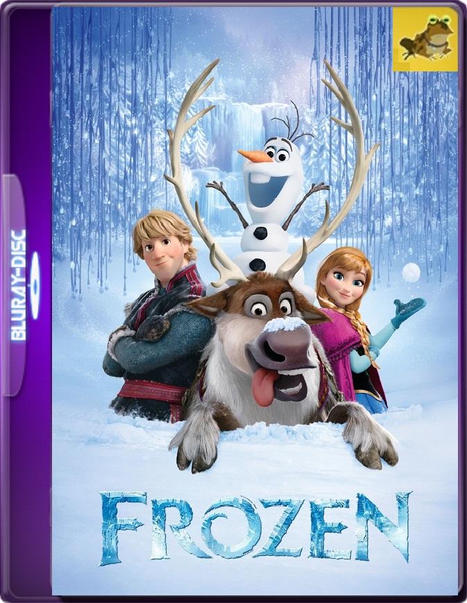 Frozen: Una Aventura Congelada (2013) Brrip 1080p (60 FPS) Latino