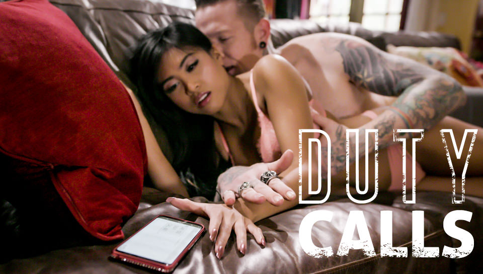 Ember Snow, Johnny Goodluck – Duty Calls – Pure Taboo [HD]