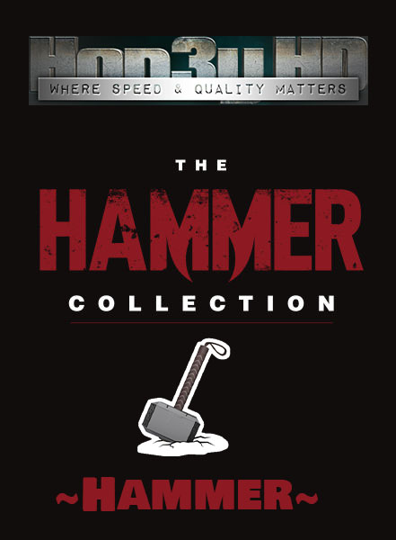 Hammer Collection 1080p | Web-Hd | Blueray | Dual Audio |  Pack 1 | 284 Movies /Series | 1.36 TB |