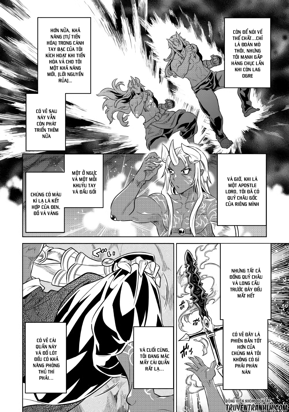 Re:Monster Chapter 45