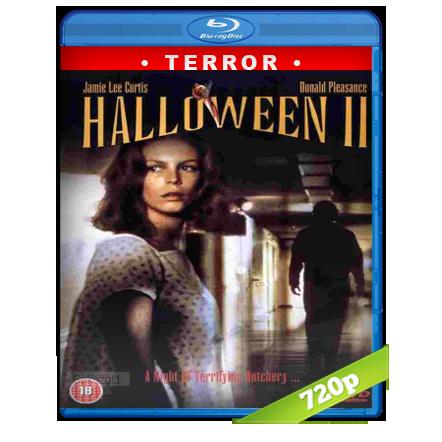 descargar Halloween 2 [1991][BD-Rip][720p][Trial Lat-Cas-Ing][Terror] gratis