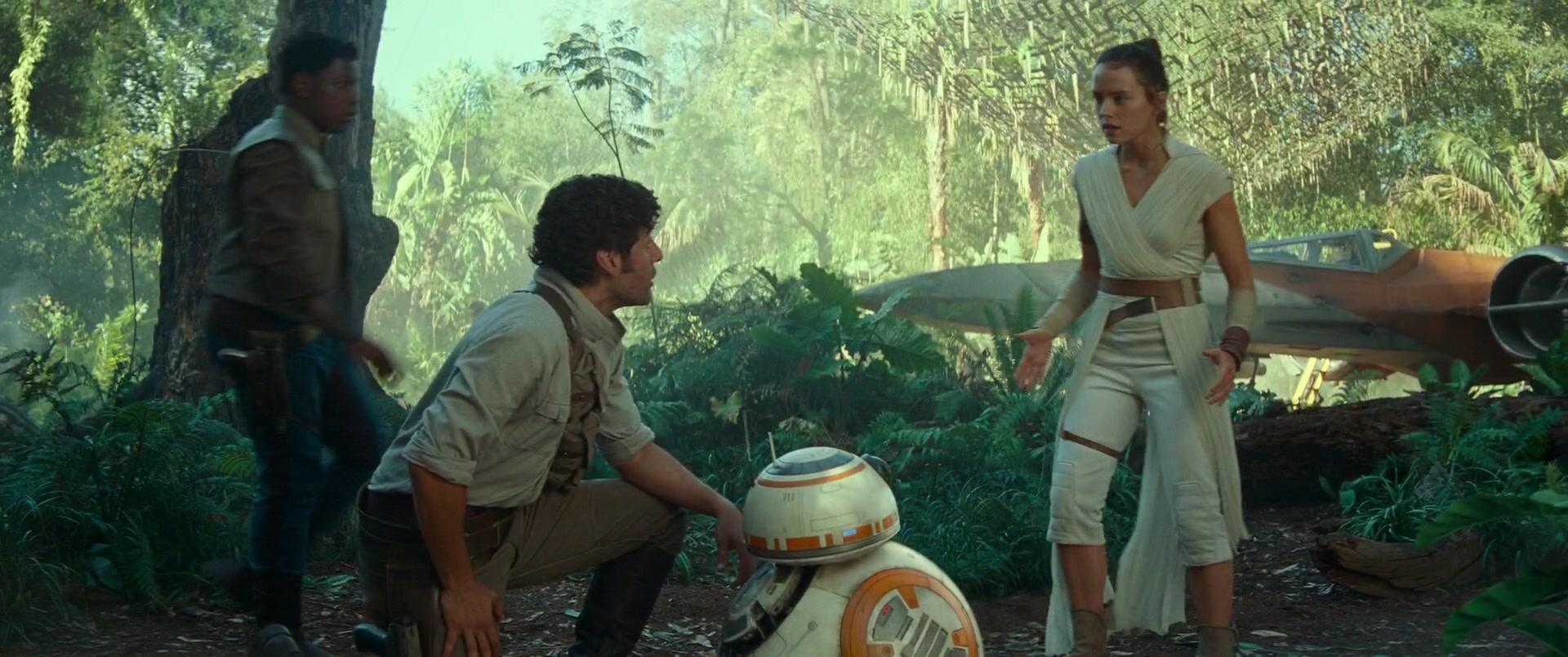 Star Wars Episode IX The Rise of Skywalker 2020 1080p WEB-DL H264 AC3-EVO