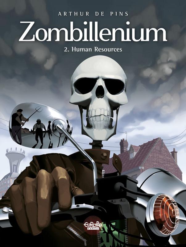 Zombillenium 01-04 (2019)