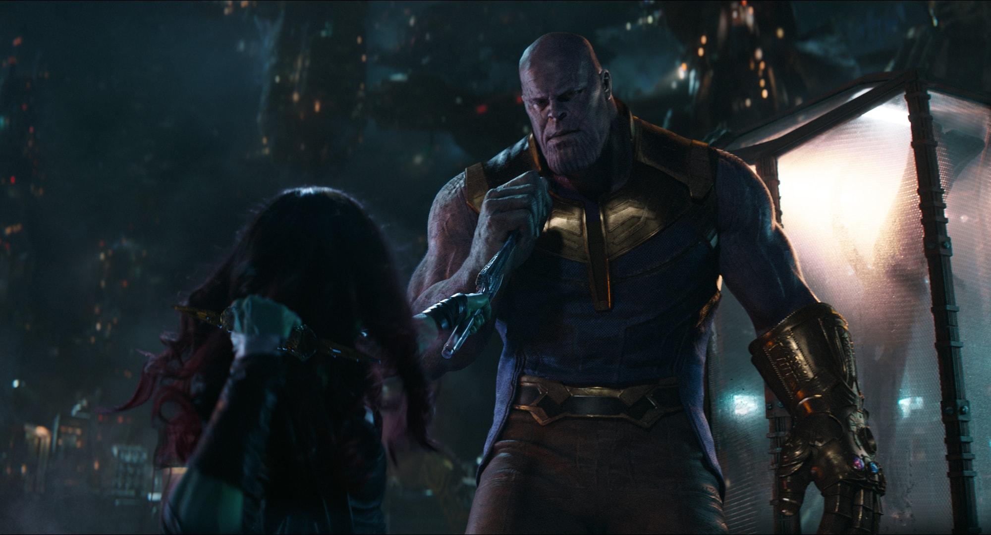 8 Grandes Agujeros De Guión De Avengers Infinity War