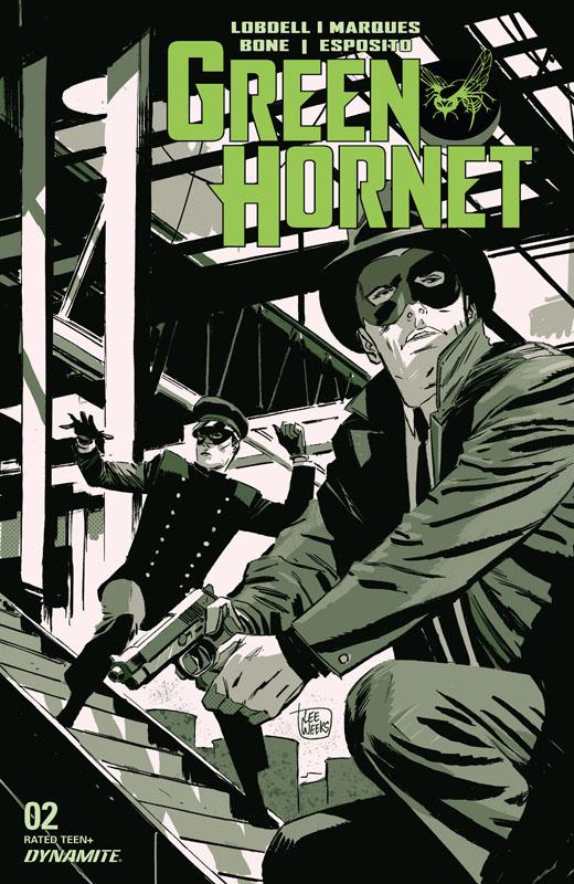 Green Hornet Vol.3 #1-2 (2020)
