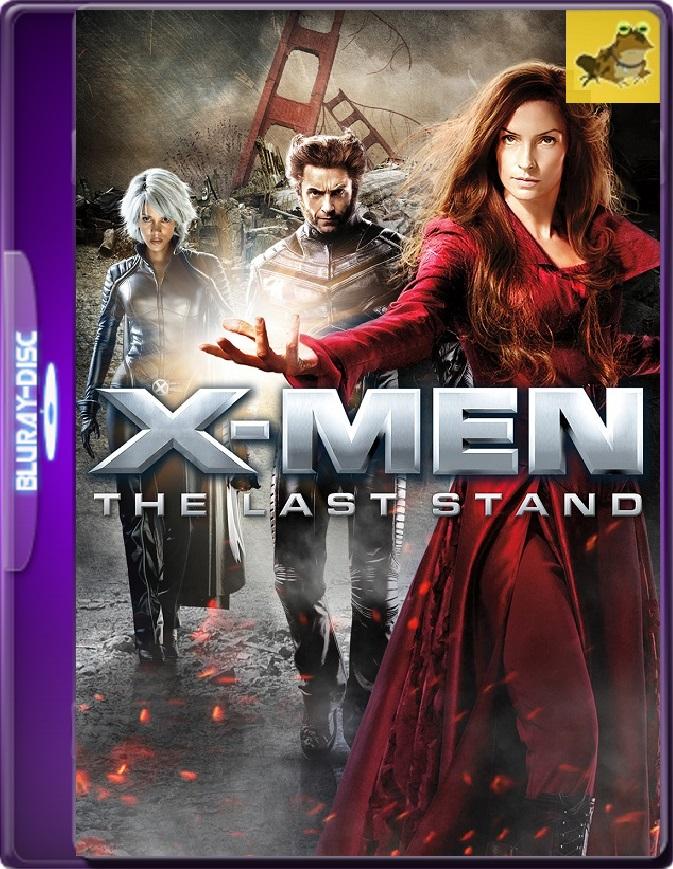 X-Men 3: La Batalla Final (2006) Brrip 1080p (60 FPS) Latino / Inglés