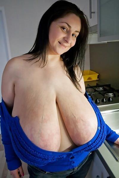 Mature big tits galleries-6666