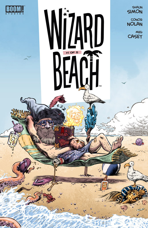 Wizard Beach 01 (of 05) (2018)