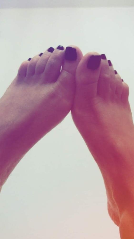Sexy girl foot worship-4709