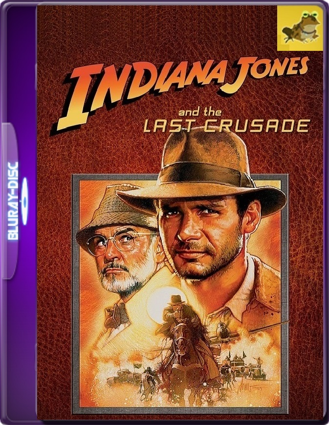 Indiana Jones y La Última Cruzada (1989) Brrip 1080p (60 FPS) Latino / Inglés