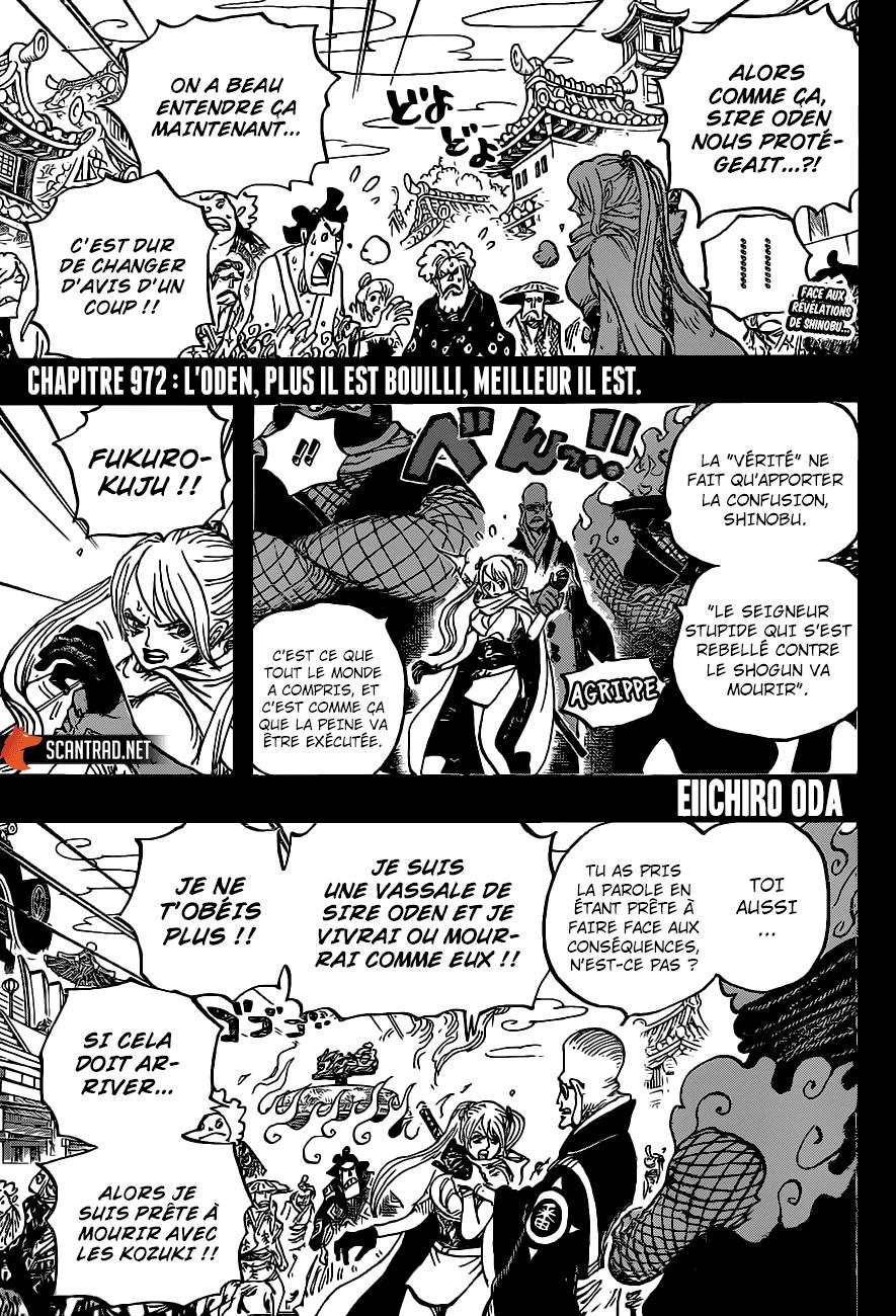 One Piece Manga 972 [Frances] XH4JQ5EC_o