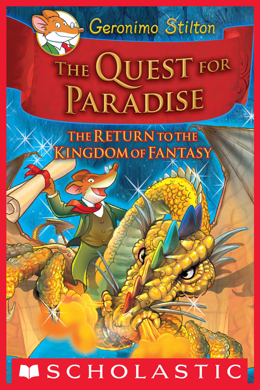 Geronimo Stilton and the Kingdom of Fantasy 01-02 (2009-2010)