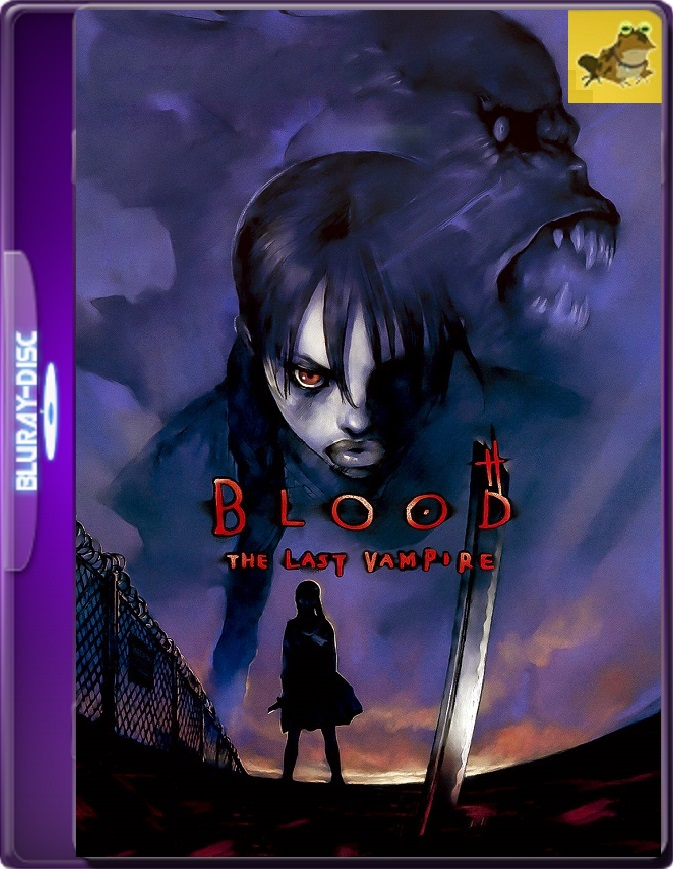 Blood: The Last Vampire (2000) Brrip 1080p (60 FPS) Inglés Subtitulado