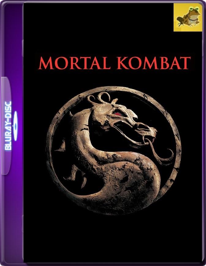 Mortal Kombat (1995) Brrip 1080p (60 FPS) Latino / Inglés