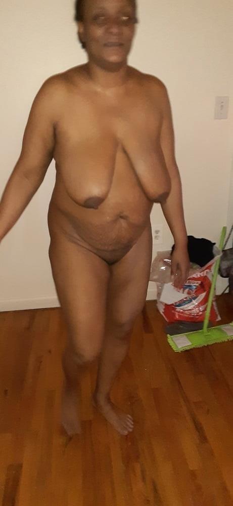 Ebony caught porn-8232