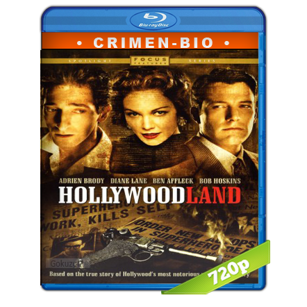Hollywoodland HD720p Audio Dual Castellano-Ingles 5.1 2006