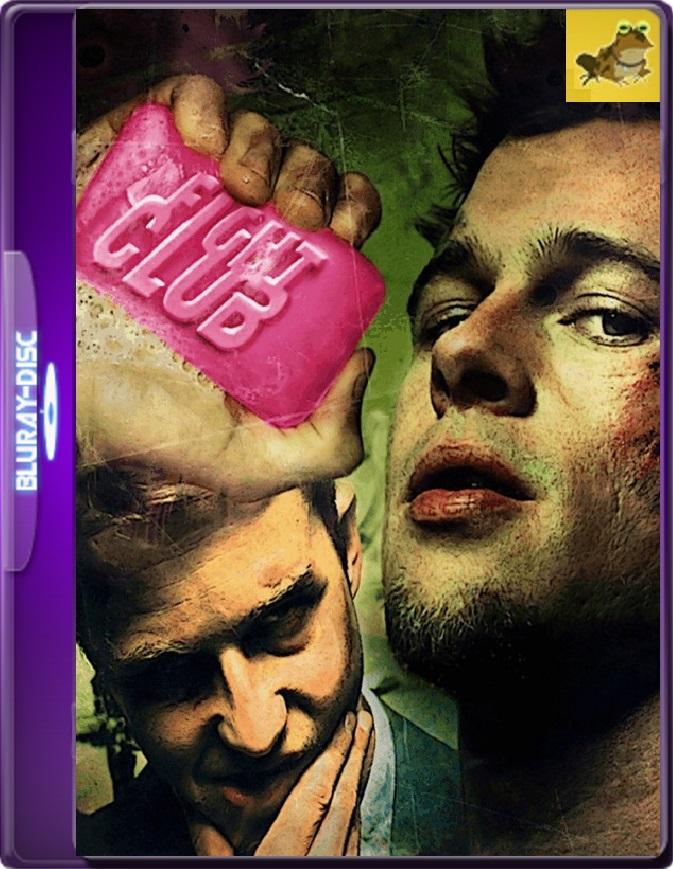 El Club De La Pelea (1999) Brrip 1080p (60 FPS) Latino / Inglés