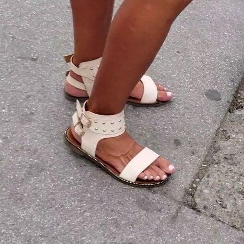 Candid feet porn-8020