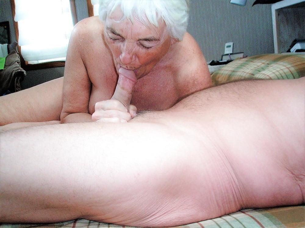 Chubby granny naked-9468