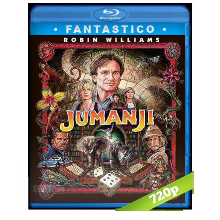 Jumanji 720p Lat-Cast-Ing 5.1 (1995)