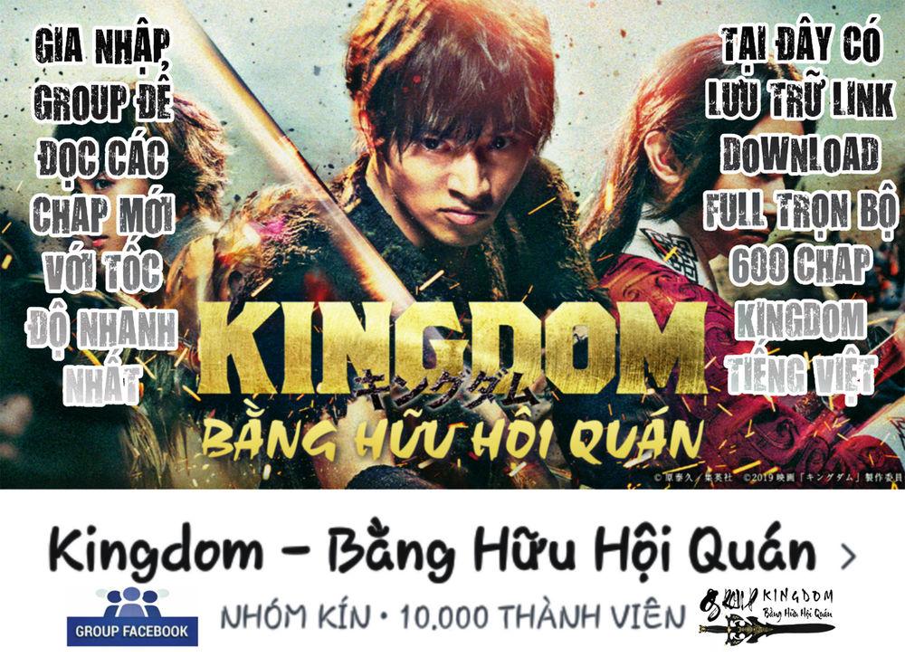 Kingdom - Vương Giả Thiên Hạ Chap 616 . Next Chap Chap 617