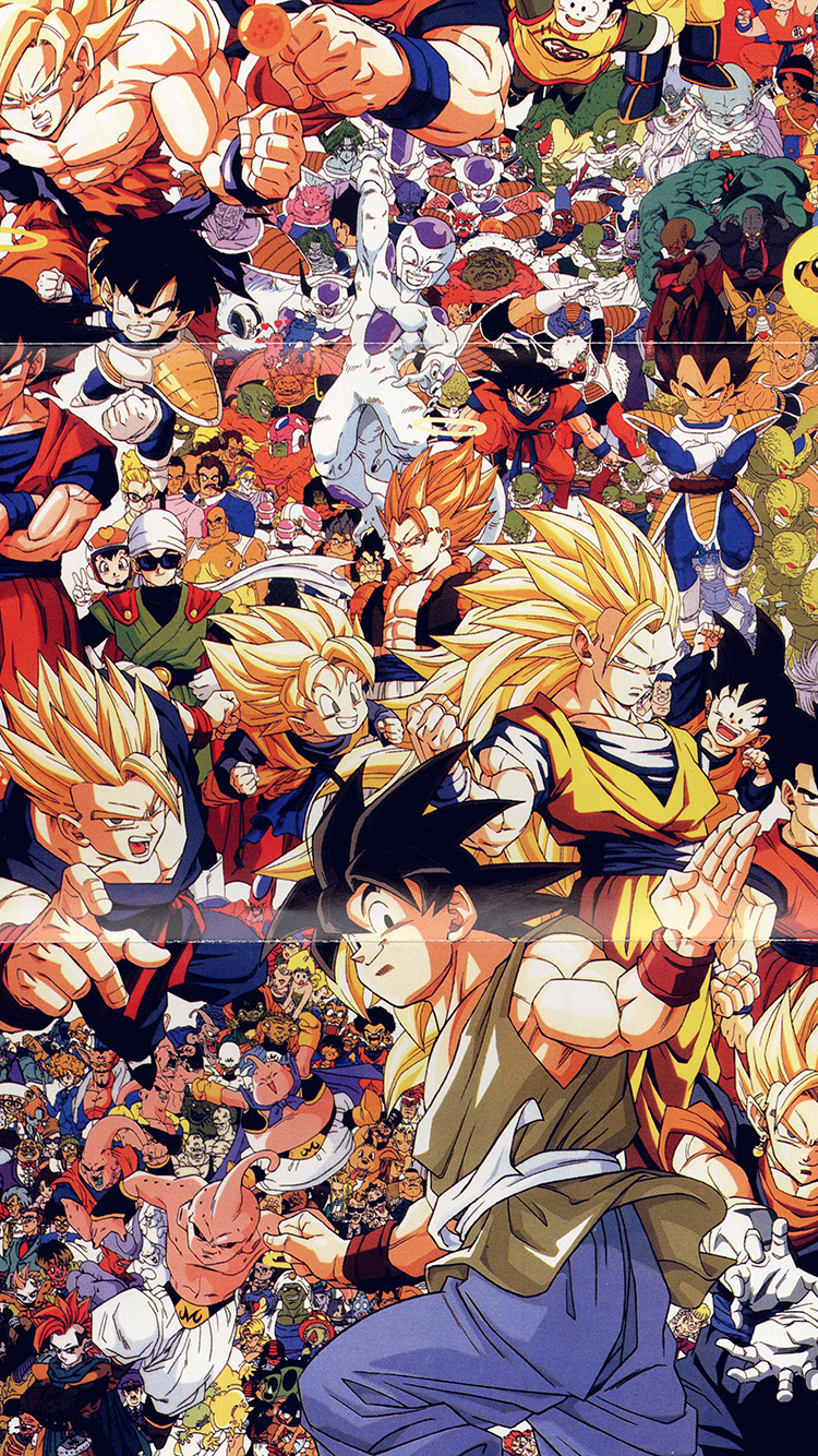 21 Top Dragon Ball Z Wallpaper for Your iPhone and Android Mobile Phone 9