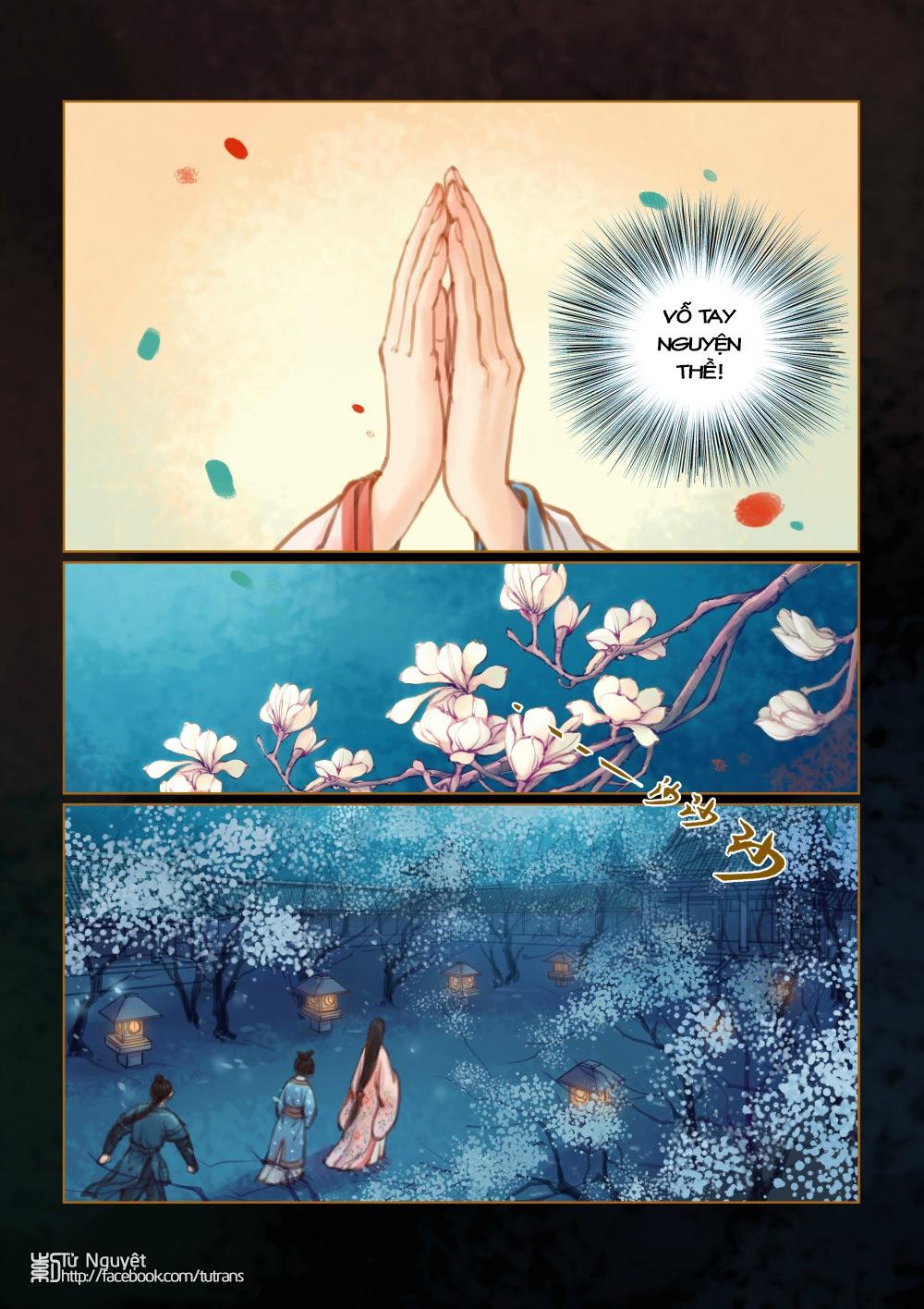 Phượng Tù Hoàng Chapter 16 - Trang 14