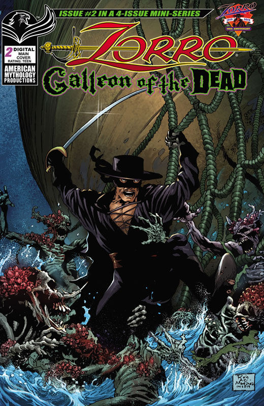 Zorro - Galleon of the Dead 01-03 (2020-2020)