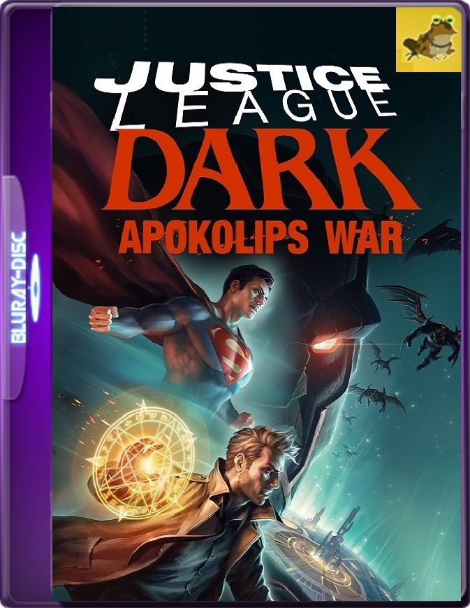Liga De La Justicia Oscura: Guerra Apokolips (2020) Brrip 1080p (60 FPS) Latino / Inglés