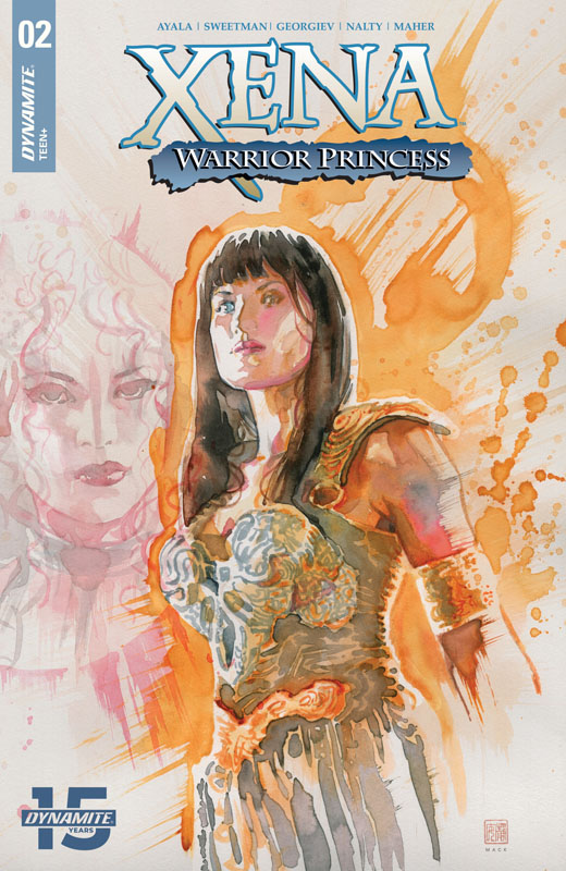 Xena - Warrior Princess Vol.4 #1-6 (2019)