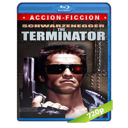 El Exterminador 1 (1984) BRRip 720p Audio Trial Latino-Castellano-Ingles 5.1