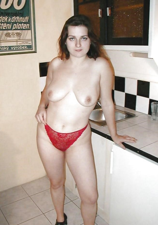 Naked wife exposed-7151