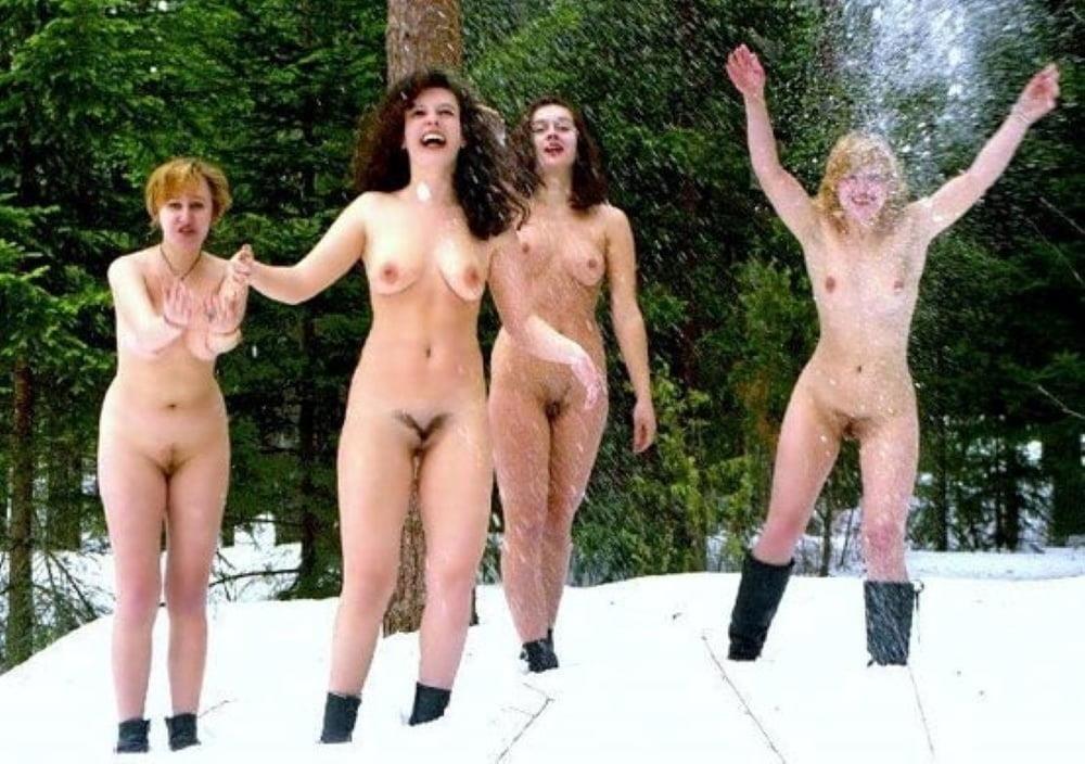 Naked girls in panties-1144