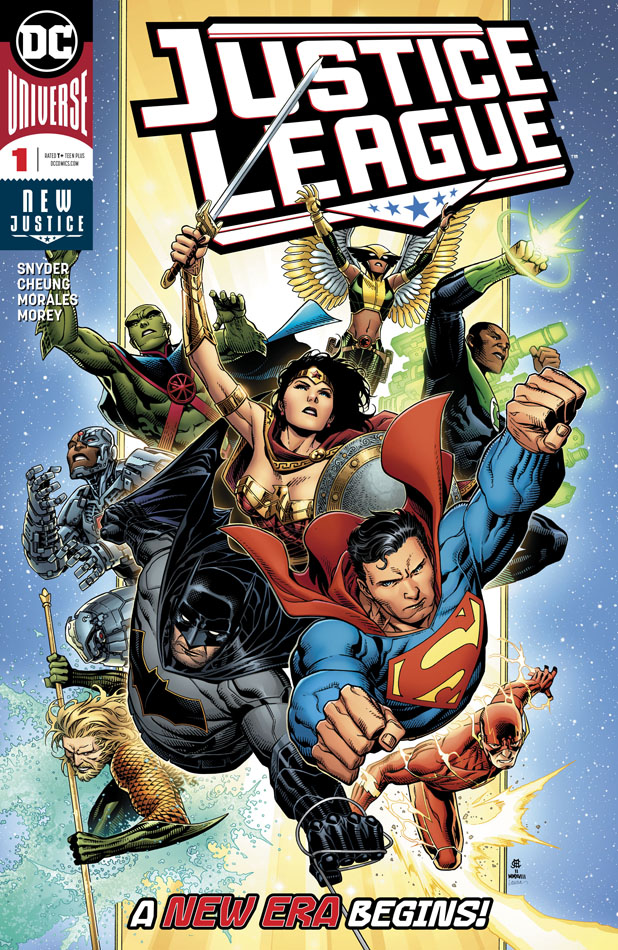 Justice League Vol.4 #1-39 + Special + Annual (2018-2020)