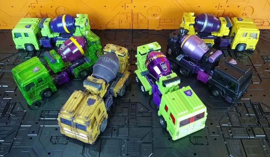 [Toyworld] Produit Tiers - Jouet TW-C Constructor aka Devastator/Dévastateur (Version vert G1 et jaune G2) - Page 11 HIfx2EuW_o