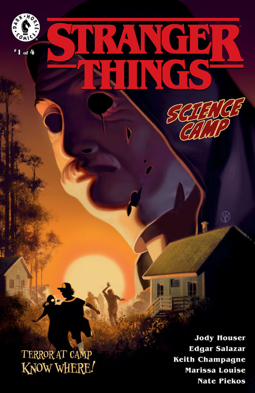 Stranger Things - Science Camp #1-4 + Special (2020) Complete