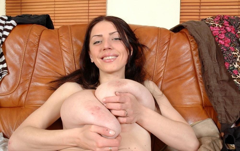 Slim girl huge tits-7758