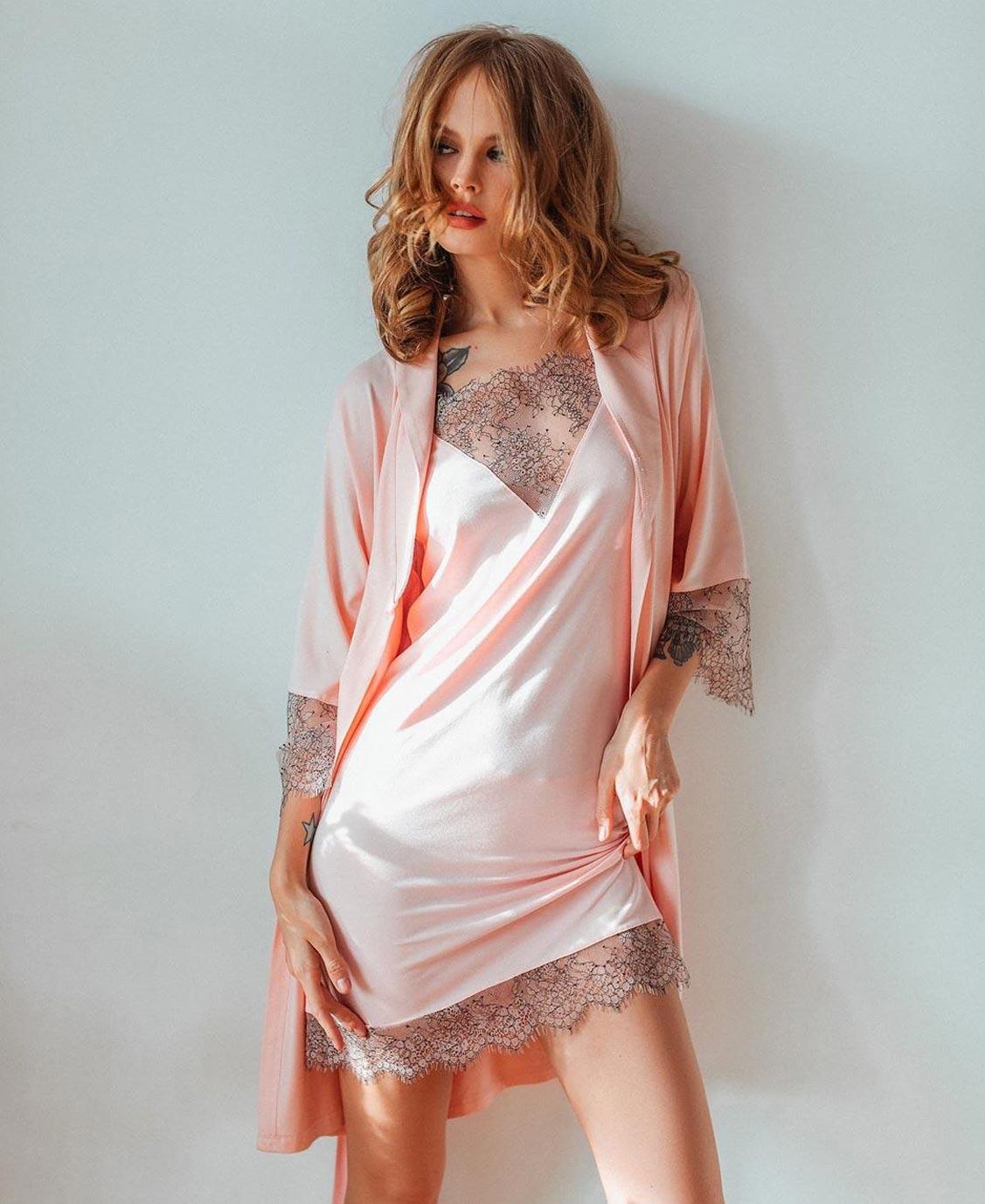 Анастасия Щеглова в нижнем белье торговой марки MissX / фото 46