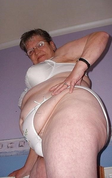 Old women with big clits-6845