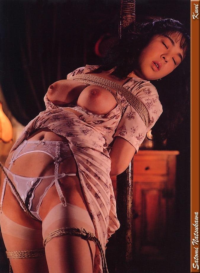Rope bondage girl-7359