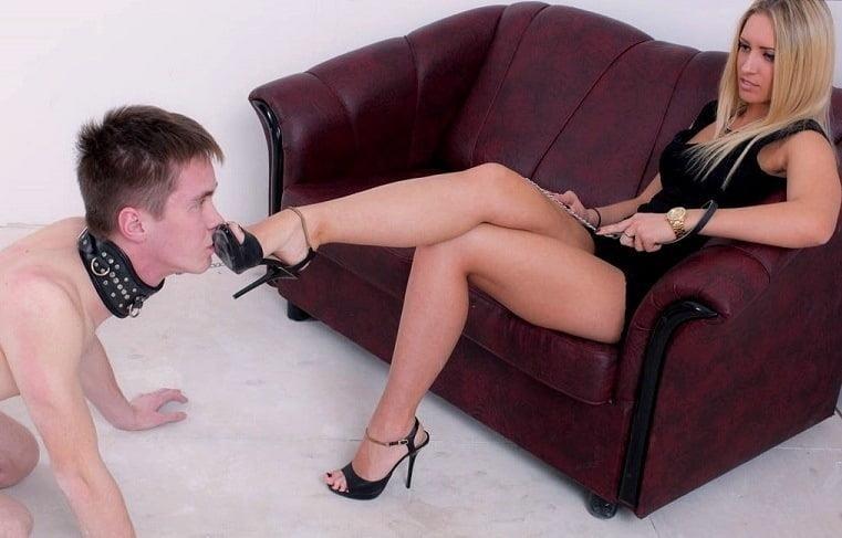 Feet slave thumbzilla-7375
