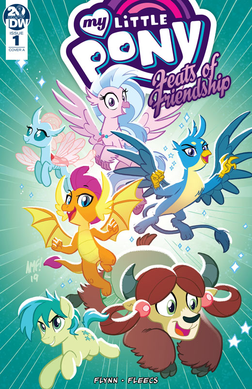 My Little Pony - Feats of Friendship 001 (2019)