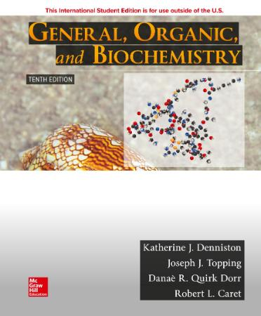 GeneraOrganiAnd Biochemistry