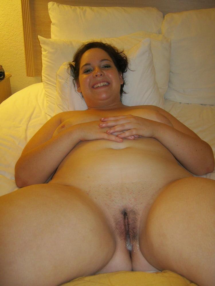 My chubby gf first anal-6133