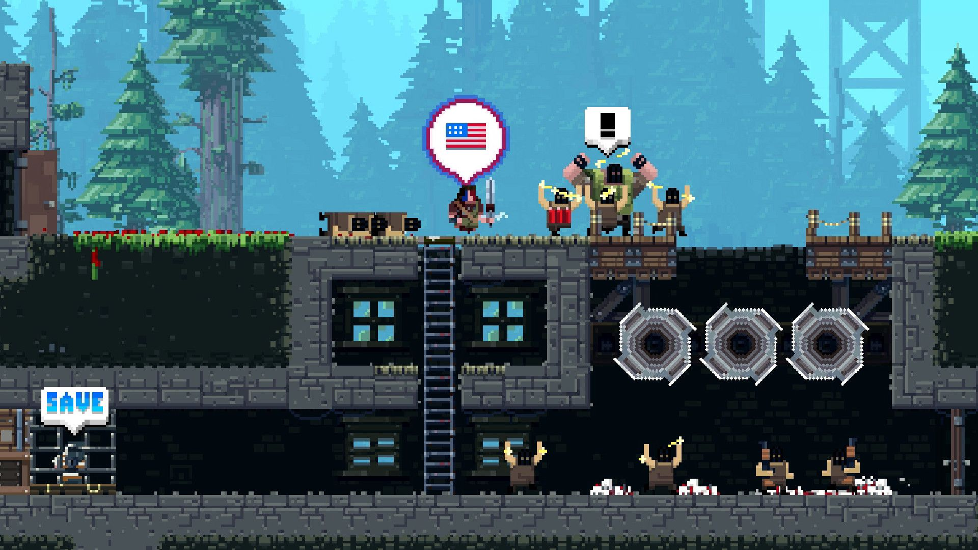 Broforce Captura 2