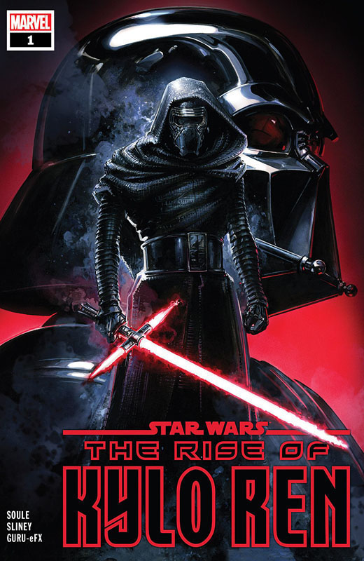 Star Wars - The Rise Of Kylo Ren #1-4 (2020) Complete