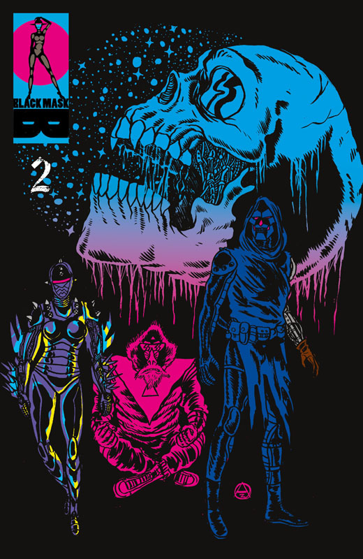 Space Riders - Vortex Of Darkness #1-2 (2019-2020)