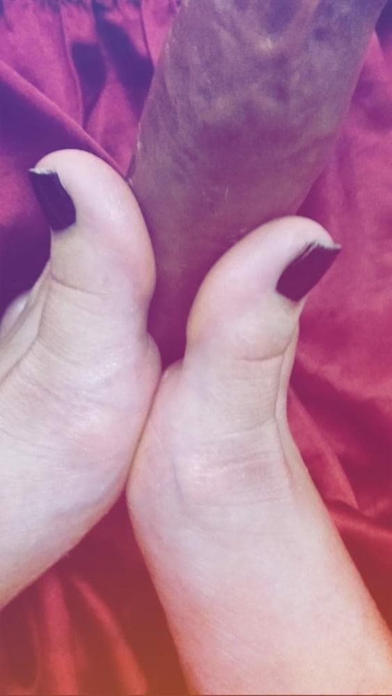 Sexy girl foot worship-3326
