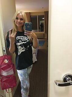 Sarah vandella naked selfie-6827