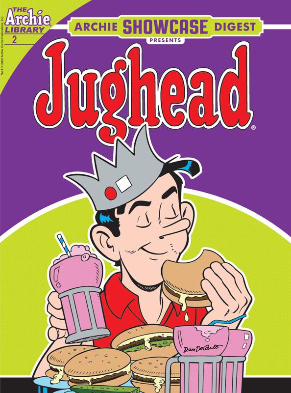 Archie Showcase Digest #1-5 (2020-2021)